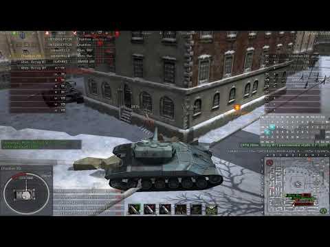 Ground War: Tanks. Chatillon 25t. По просьбе Кекса. (23.11.2019)
