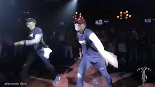 LATIN SWAG  Dance Performance At THE SALSA ROOM
