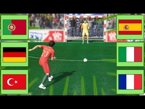 FINAL DO EURO 2020 DE FIFA STREET DE SELEÇÕES!   FIFA 20 from YouTube · Duration:  15 minutes 57 seconds