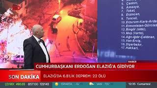 Prof.Dr. Ahmet Ercan deprem beklediği yerleri açıkladı