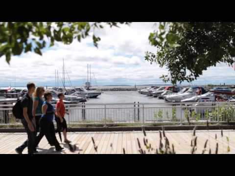 City of North Bay - Intro to Downtown Waterfront Master Plan