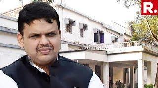 BMC Puts Maharashtra CM Devendra Fadnavis& 39 s Bungalow In Defaulter List