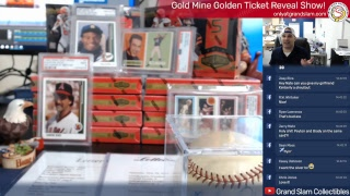 Gold Mine Golden Ticket Reveal Show! Details about the product