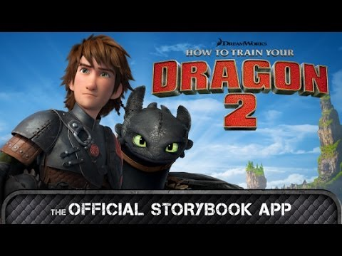Children's Stories and Fairy Tales: How To Train Your Dragon 2 (Official Storybook App)