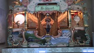 """Chicago - The Musical"" - Verbeeck 112 Key Fairground Organ - The Glacier"