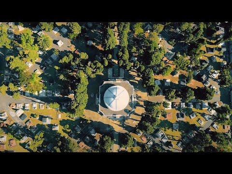 Cementerio Central Montevideo 4k