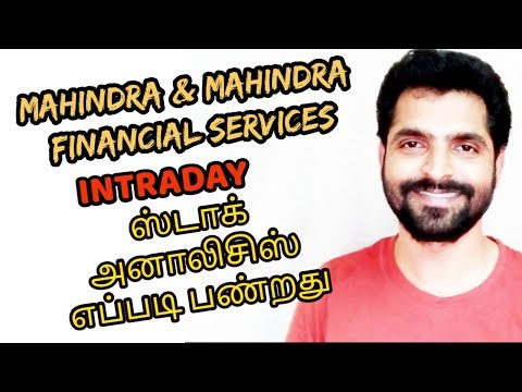 Technical Analysis for Intraday | Mahindra and Mahindra Finance Ltd | Tamil Share