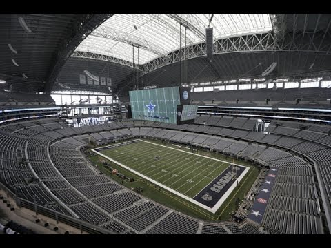 Top 25 Best NFL Stadiums YouTube