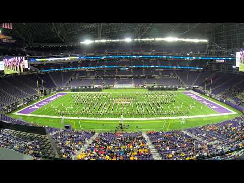 Blugold Marching Band 2019 - Youth in Music October 12th thumbnail