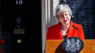 """Mays Rücktrittsrede: Neuer Premierminister sei """"im Interesse des Landes"""""""