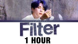 Download lagu [1 HOUR] BTS Filter Lyrics (방탄소년단 Filter 가사) [Color Coded Lyrics/Han/Rom/Eng]