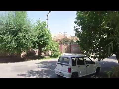 Кызыл-Кия, поездка через Полигон, Каракозу на Рудник Кыргызстан 15.08.2018