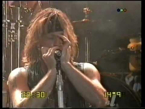 Bon Jovi - These Days (Argentina 1995)
