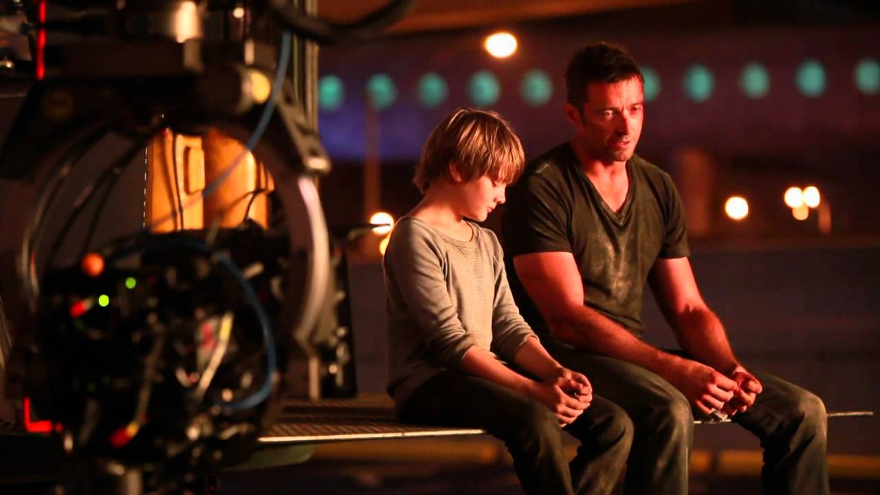Real Steel - Behind The Scenes - Part 3 - YouTube