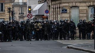 ACTE IV - GILETS JAUNES - PARIS