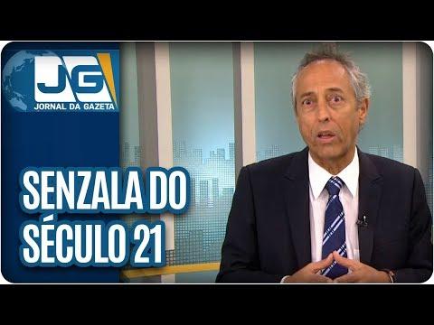 """Bob Fernandes/""""Senzala do século 21"""", diz Hélio Luz, """"Rio é laboratório do Brasil"""", diz Interventor"""
