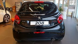 NEW Peugeot 208 GT Line 2019 Interior Exterior Review