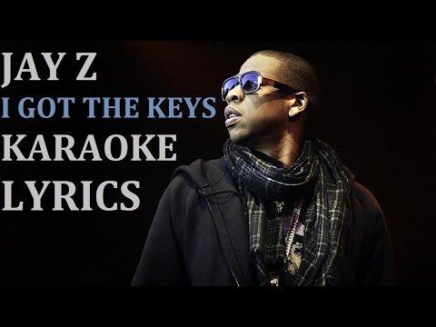 DJ KHALED - I GOT THE KEYS ( feat. JAY - Z ) KARAOKE COVER LYRICS