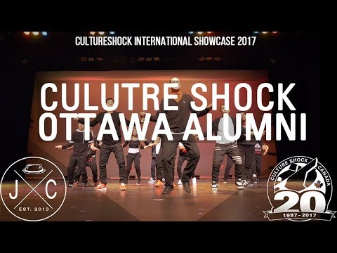 Culture Shock Ottawa Alumni | Culture Shock International Showcase 2017 [@CONTEXTMEDIA Front Row 4K]
