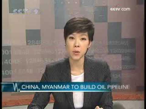 China, Myanmar to build oil pipeline - 20 Jun 09