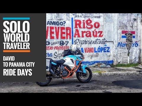 Ride Day 35: David, Panama to Panama City, Panama