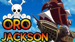 THE ORO JACKSON: Gold Roger's Ship - One Piece Discussion