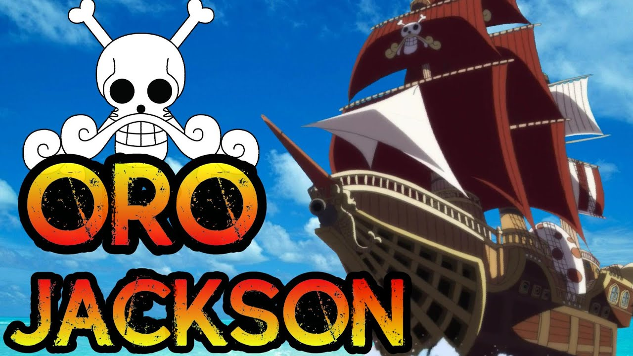 the oro jackson gold roger s ship one piece discussion tekking101