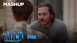 All The Hit Moments And Punches | Season 1 | THE MICK