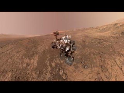 NASA found 'building blocks of life' on Mars