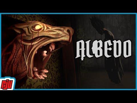 Albedo | Indie Horror Game | PC Gameplay Walkthrough