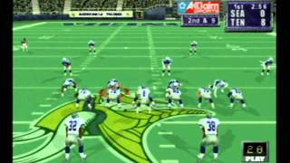 NFL QB Club 2002 Seahawks vs Titans Part 1
