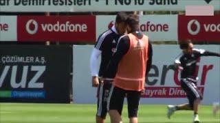 Beşiktaş İdmanında Olcay Ve Tolgay Kavga Etti