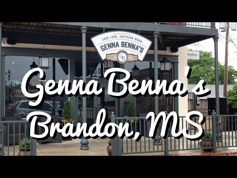 Best BBQ Shrimp And Grits? Genna Benna's In Brandon, MS