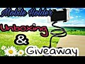 Mobile holder #unboxing and #giveaway By Technical Gujju