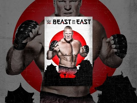WWE: Beast In the East