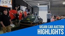 Vicari Car Auction Highlights - Nocona Texas 2018