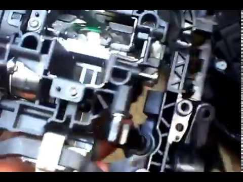 Intelligent Light System Scheinwerfer auseinandergebaut / geöffnet