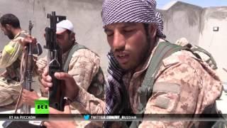 СИРИЯ 19 06 2016 Сирийская армия  продолжает операцию по освобождению Манбиджа от ИГ