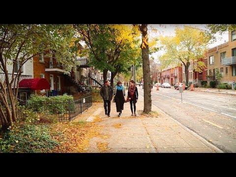 Walking Cities: Montréal