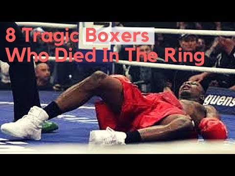 Thumbnail: 8 Tragic Boxers Who Died In The Ring l R.I.P