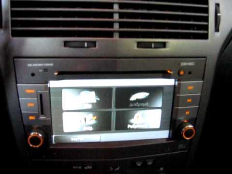 opel astra 2005 zenec zenec ze nc5010 youtube. Black Bedroom Furniture Sets. Home Design Ideas