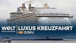 MEGA-LUXUSLINER - Harmony of the Seas | Doku