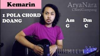 Chord Gampang (Kemarin - Seventeen) by Arya Nara (Tutorial Gitar) Untuk Pemula