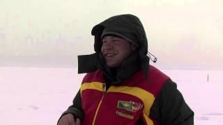 ''Спортивная рыбалка'' лучшие моменты. Е.Замятин - Л.Ашмарин. Зима, мормышка.