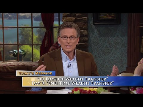 End Time Wealth Transfer