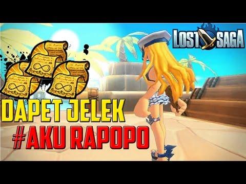 Bukak 7 Permanent Hero Scroll   Lost Saga Indonesia