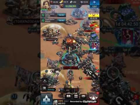 The Last Empire-war Z Saldırı Savunma Ve Yetenek Bilgisi