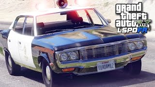 GTA 5 LSPDFR SP #144 - Adam-12