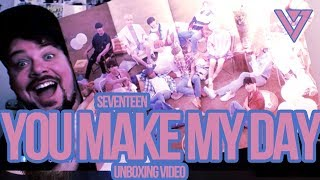 Baixar Mikey Unboxes SEVENTEEN 'You Make My Day' 5th Mini Album