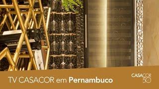 Baixar Adega de Ana Maria Freire e Camila Pereira na CASACOR Pernambuco 2016